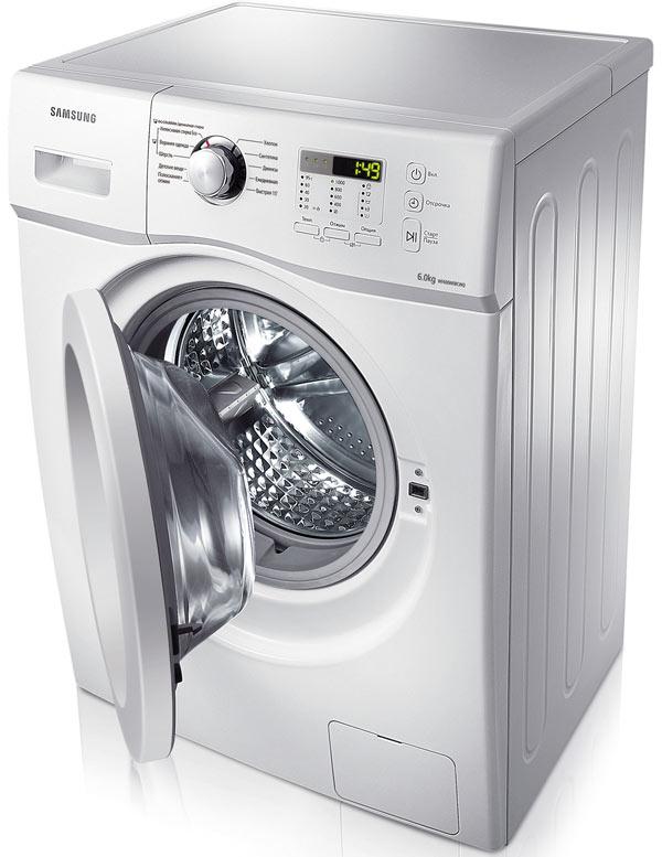Стандартный вариант стиральной машины