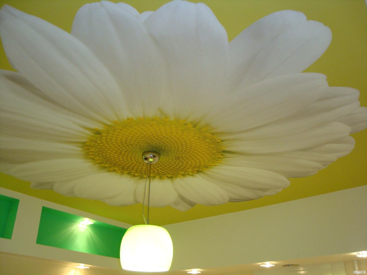 Тканевые натяжные потолки для ванной почему бы и нет