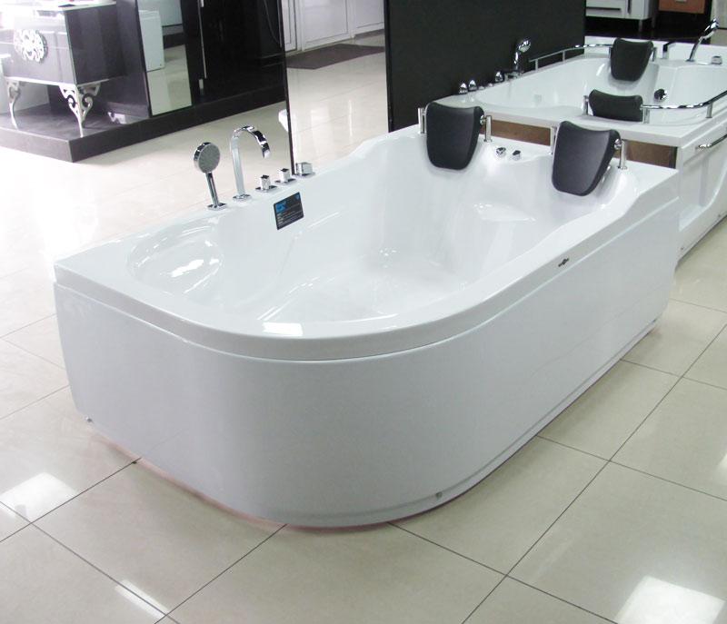 Ванна акриловая двухместная