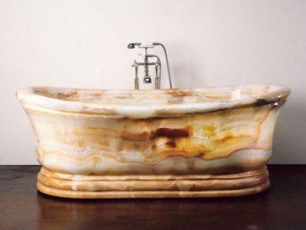 Ванны из мрамора