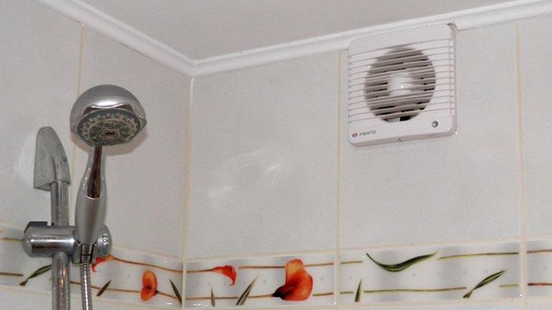 Вытяжные квадратные вентиляторы в туалет и ванную