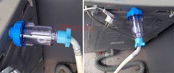 Зачем устанавливаются фильтры для стиральной машины