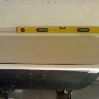 Как установить стальную ванную