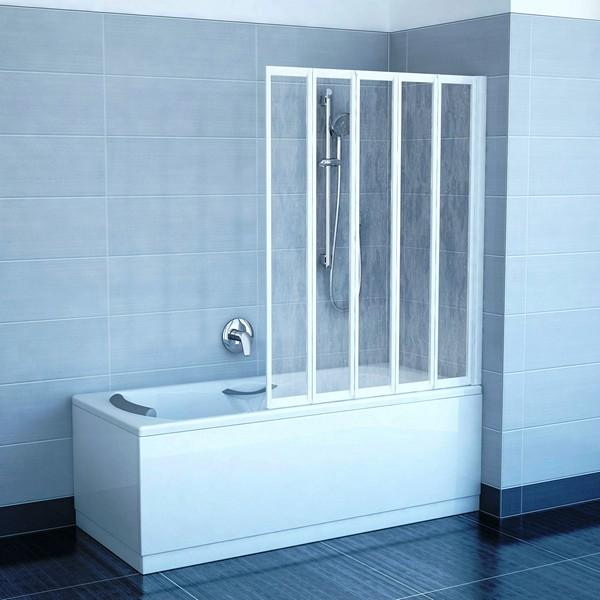 Стеклянные шторки для ванной комнаты