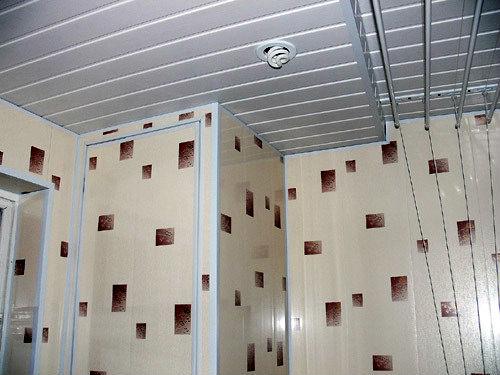 Панели на стенку из пластика