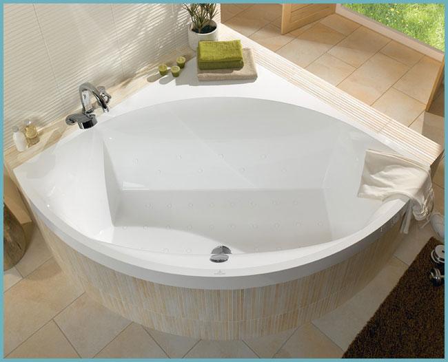 Виды ванн из кварила