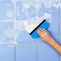 Как затирать швы плитки своими руками в ванной