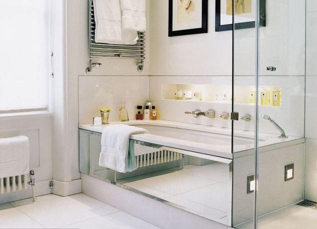 Экран для ванной