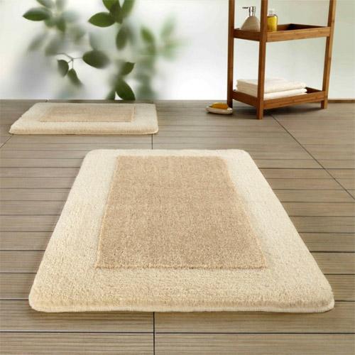 Акриловый коврик на пол в ванную