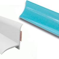 Бордюры для ванны, керамический, пластиковый и другие