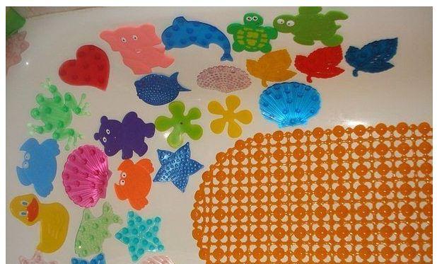 Детские коврики для купания детей