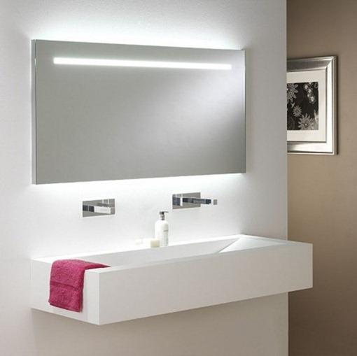 Как добиться правильного освещения зеркала