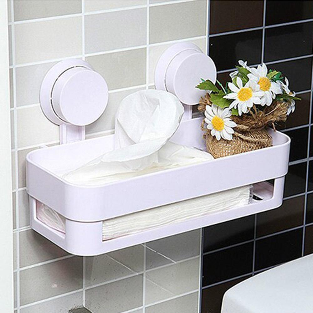 Навесная полка в ванную