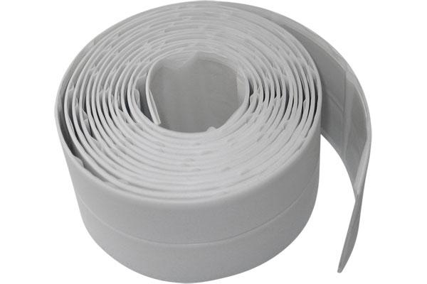 Пример бордюрной ленты для ванной
