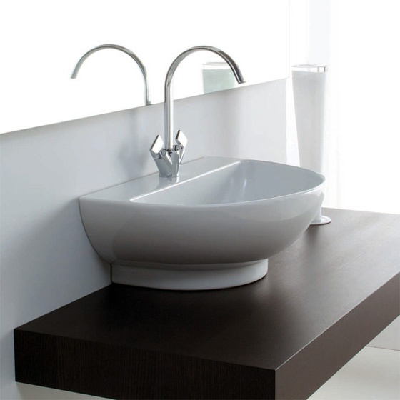 Размеры раковины в ванную комнату