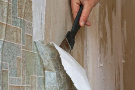 Как подготовить поверхность под плитку