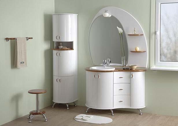 Угловая мебель помогает эффективно использовать пространство