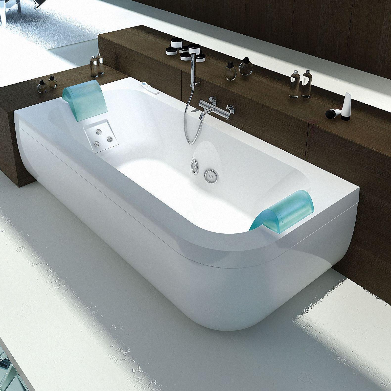 Ванны с джакузи для дома