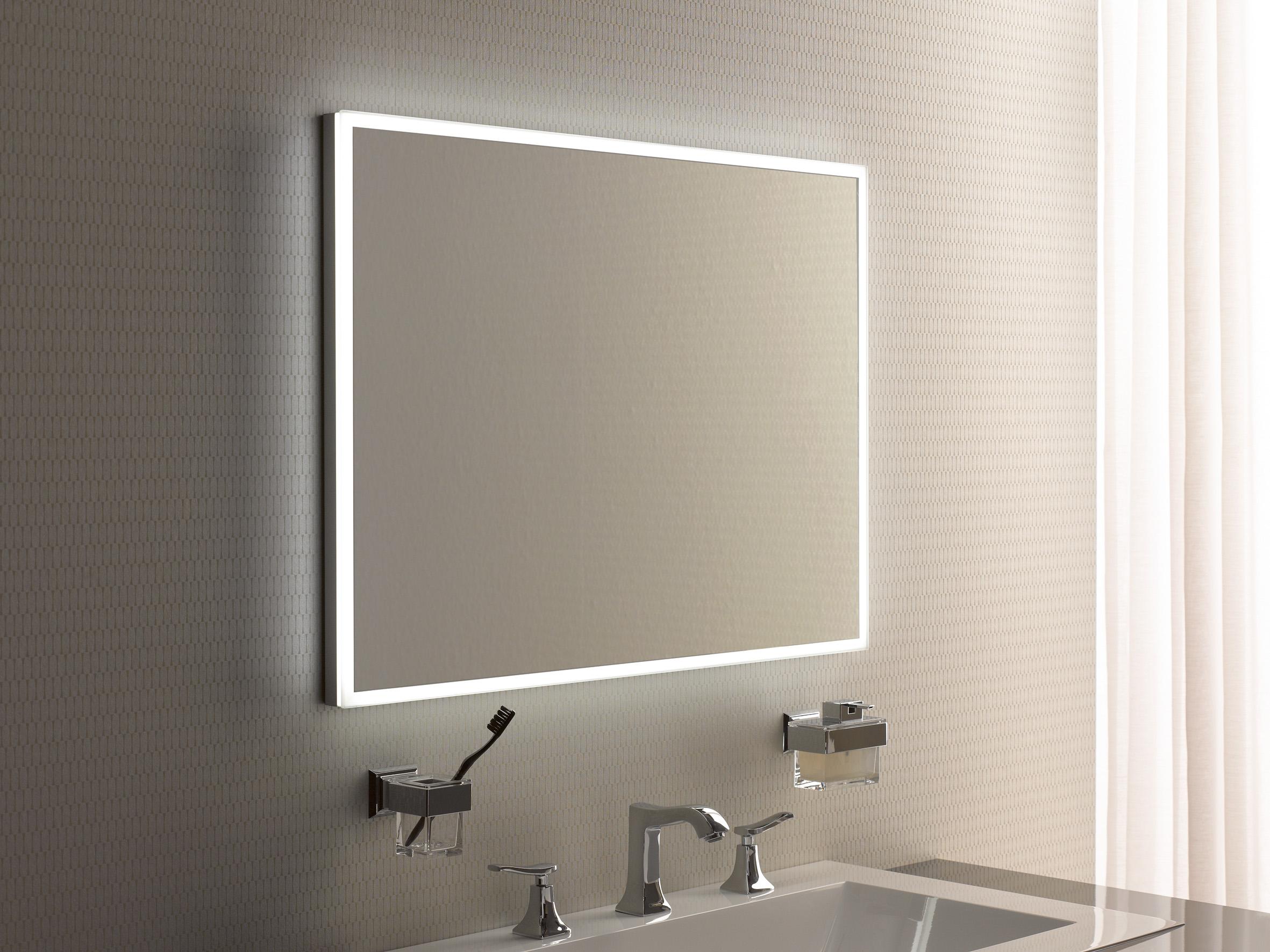 Встроенные светодиоды в зеркало