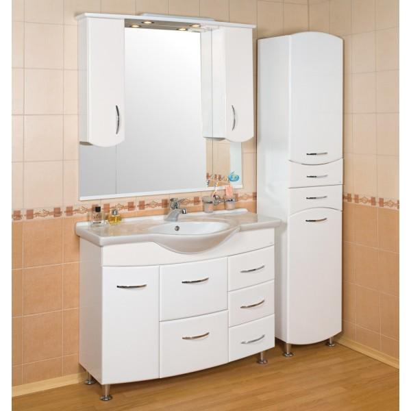 Выбираем зеркало со шкафом