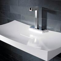 Какая должна быть высота раковины по стандарту для ванной