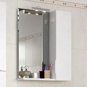 Зеркало со шкафчиком для ванной