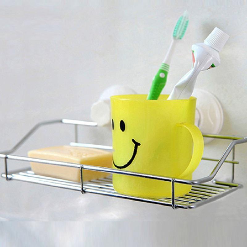 Полка для ванной из стали