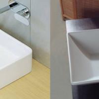 Маленькие раковины для ванной комнаты