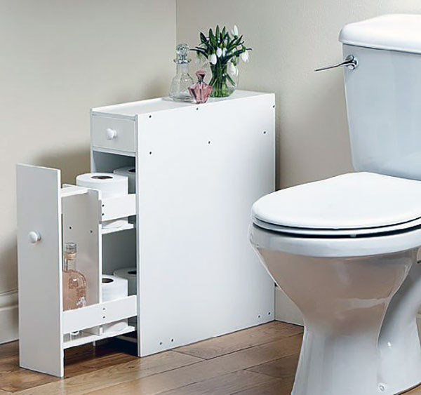 Ящики в ванную комнату