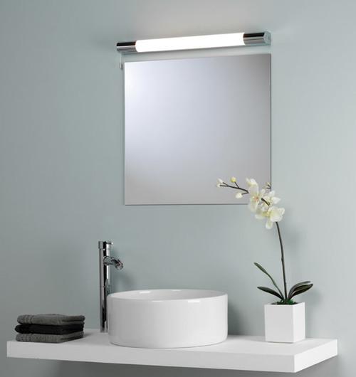 Выбираем зеркало с наружной подсветкой