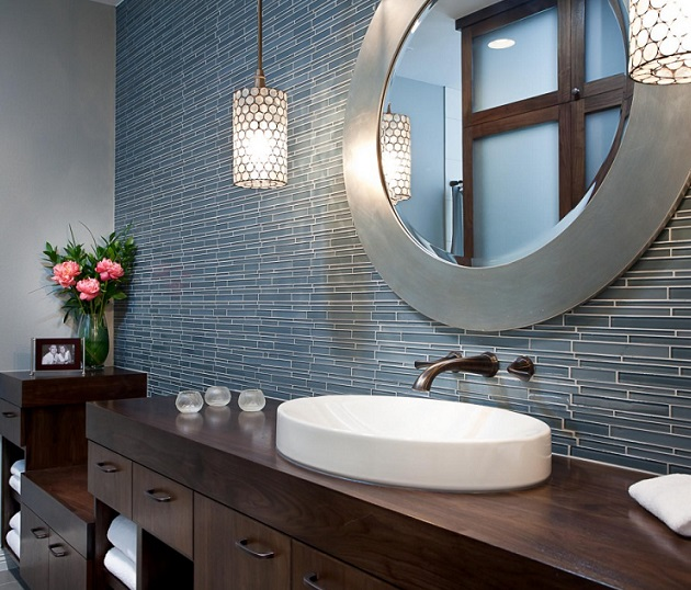 Как выбрать зеркало для ванной