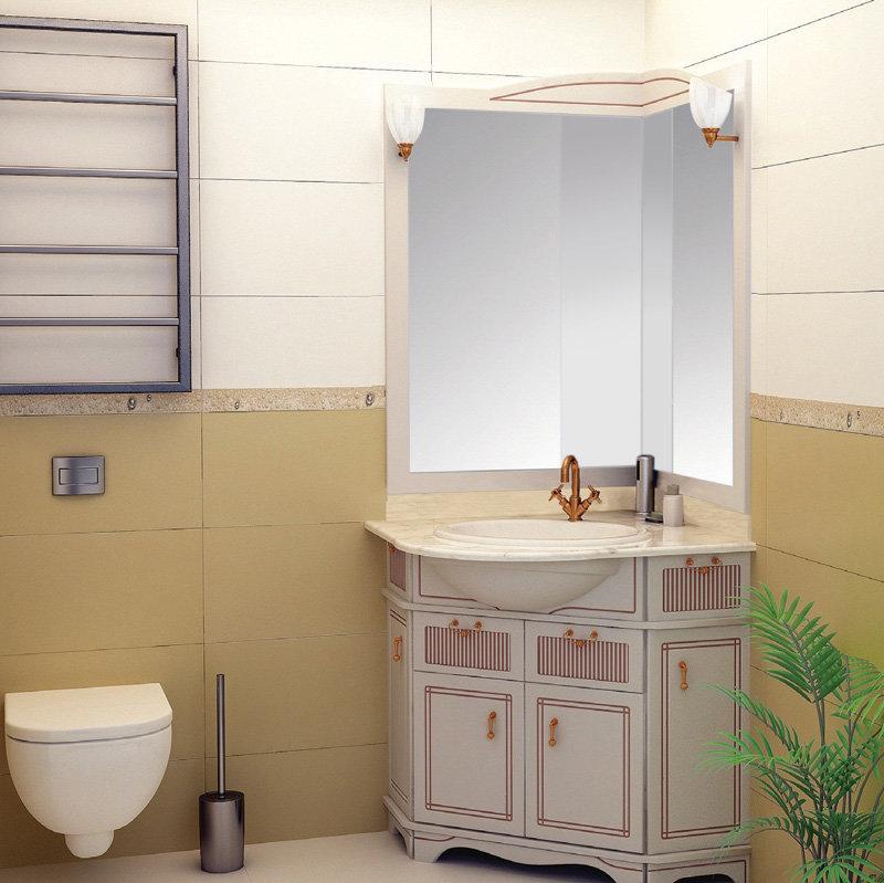 Особенности обустройства небольшой ванной комнаты