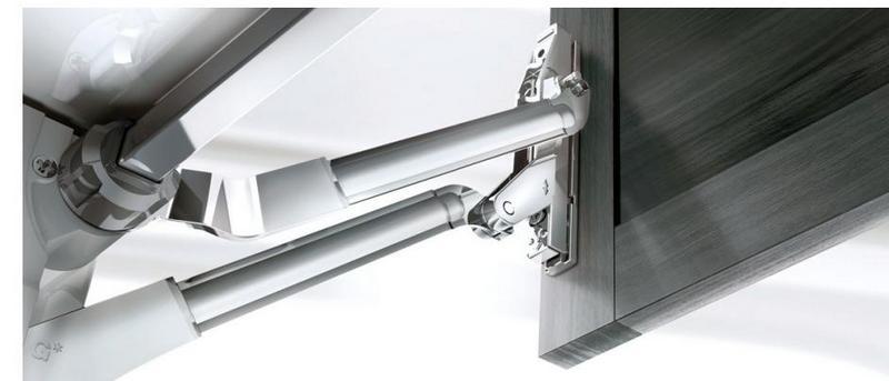 Подъемный механизм для навесного шкафа