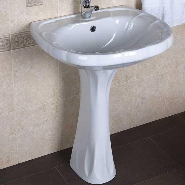 Раковина тюльпан для ванной