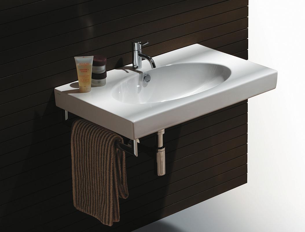Удобство в современной ванной комнате