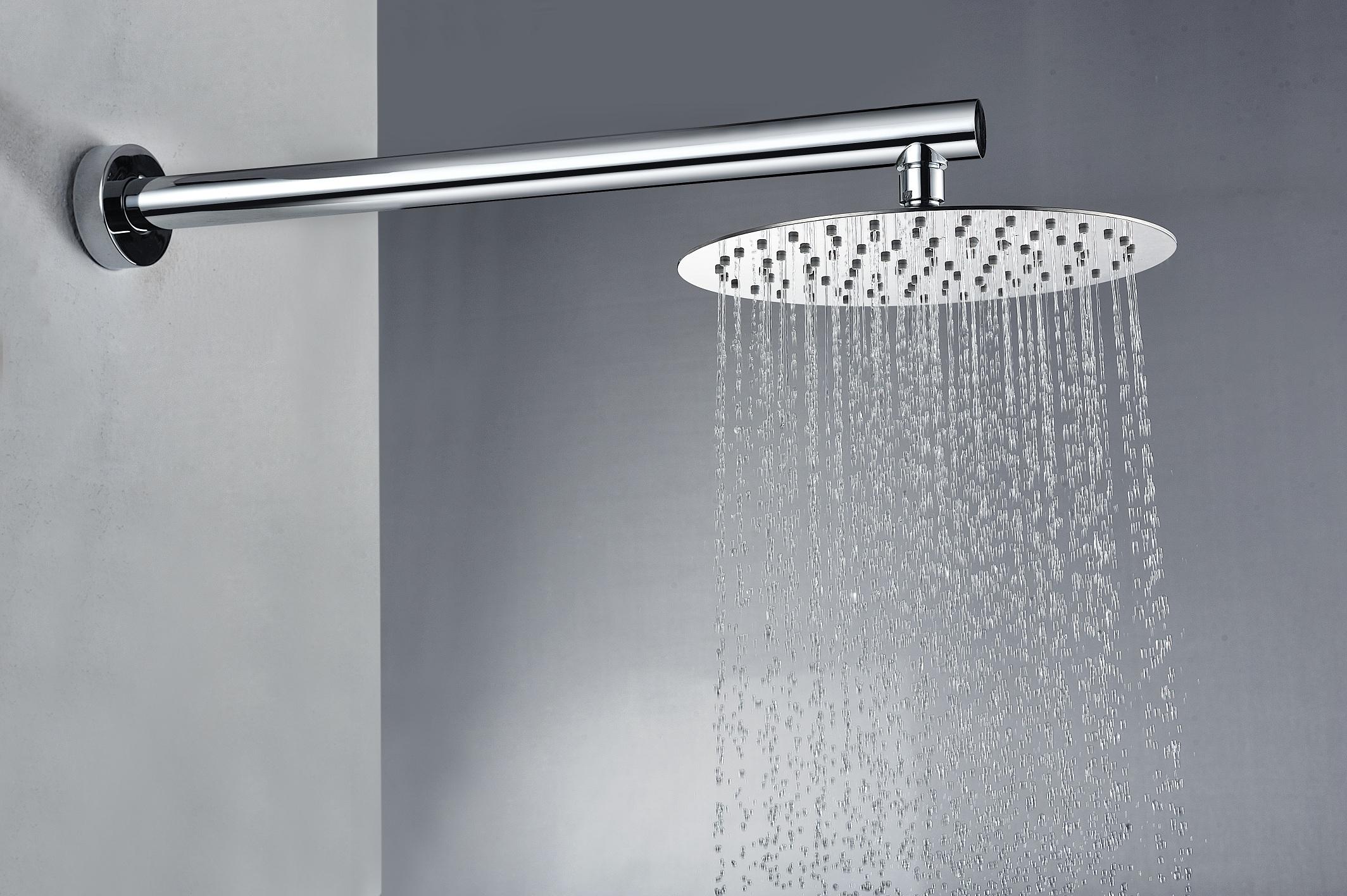 Боковой душ (лейка душевая нержавеющая сталь ультратонкая)