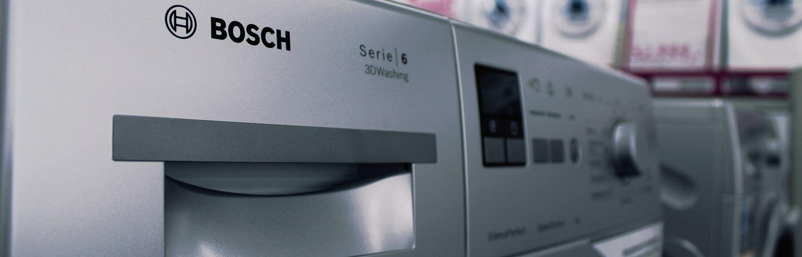 Распространенные модели стиральных машин Bosch