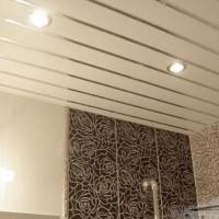 Реечный алюминиевый потолок, рекомендации