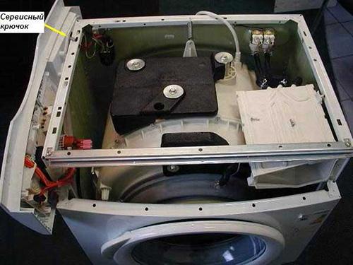 Пошаговая разборка стиральной машины lg
