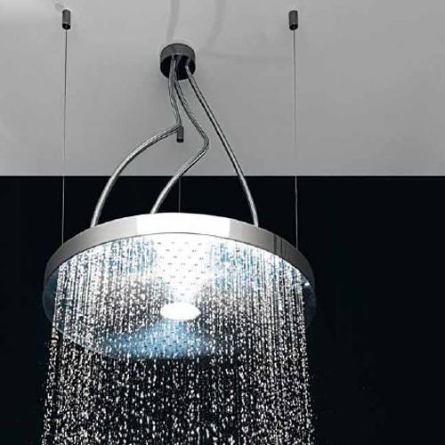 Верхний душ и лейки
