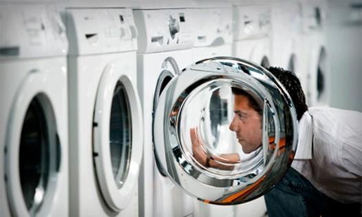 Осмотр стиральной машинки