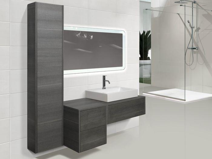 шкаф пенал в ванную комнату