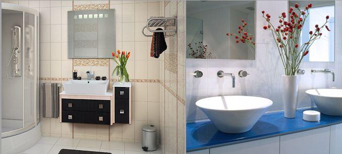 Умывальники для ванной