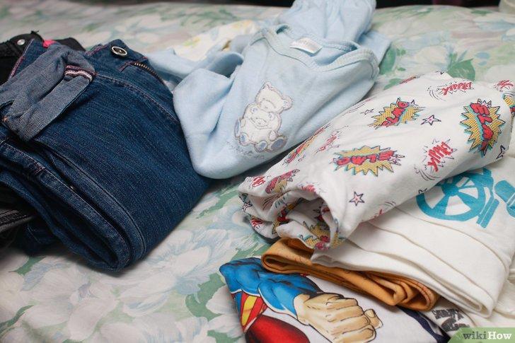 Как правильно стирать одежду