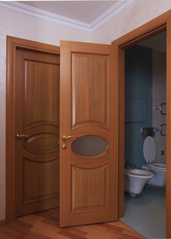 Сантехнические двери для ванной