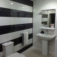 Преимущество использования стеновых панелей в ванне