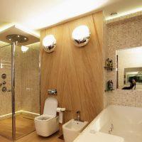 Какие бывают панелей в ванную