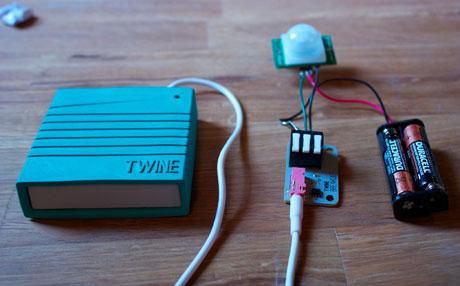 Датчик и терморегулятор