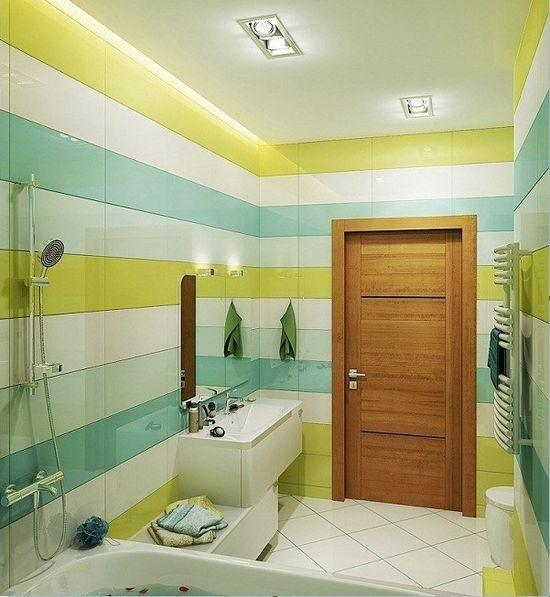 Межкомнатные двери для ванной - дверные конструкции с особенным характером