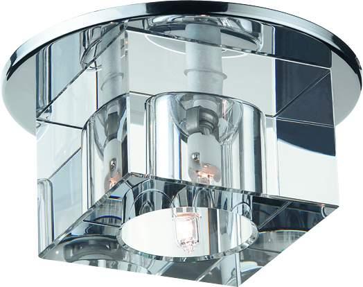 Галогеновый точечный светильник для натяжных потолков